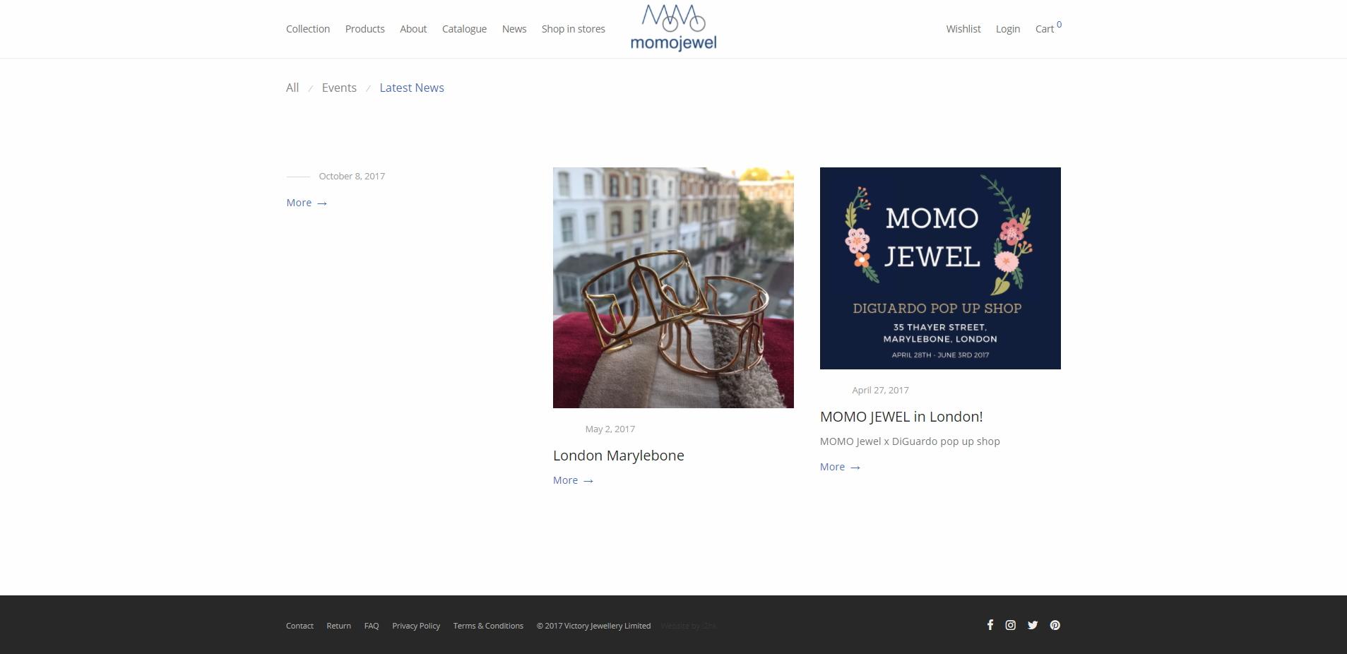 MOMOJEWEL blog